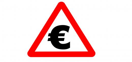 waarschuwing euro
